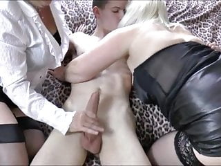 Milfs aged 48 and 54 with boy age 21 video