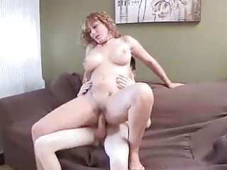 Hot milf and her younger lover 462